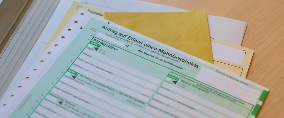 Amtsgericht Geldern Mahnverfahren